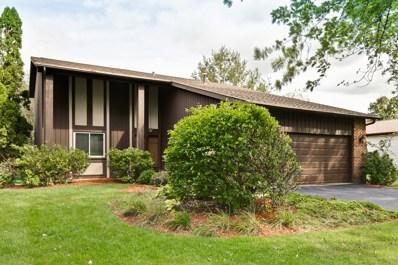 1163 N Thackeray Drive, Palatine, IL 60067 - #: 10485442
