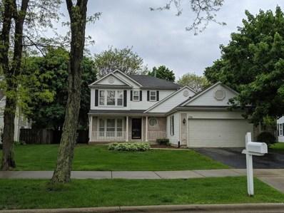 124 Jansen Lane, Vernon Hills, IL 60061 - #: 10485518