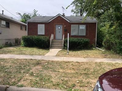 14746 Markham Drive, Harvey, IL 60426 - #: 10485666