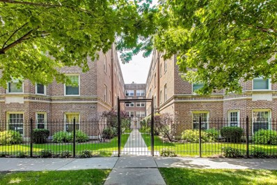 7320 N Honore Street UNIT 101, Chicago, IL 60626 - #: 10486028