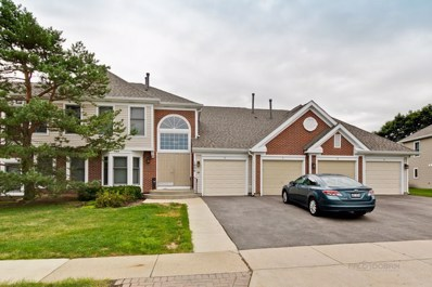 1806 Fox Run Drive UNIT A7, Elk Grove Village, IL 60007 - #: 10486483