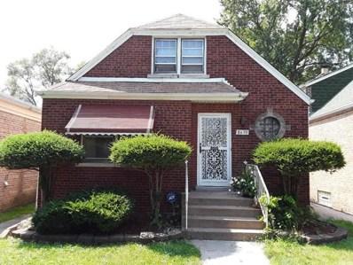 8630 S Dante Avenue, Chicago, IL 60619 - #: 10486649