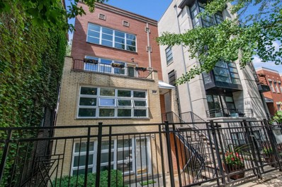 1438 N Mohawk Street UNIT A, Chicago, IL 60610 - #: 10486689