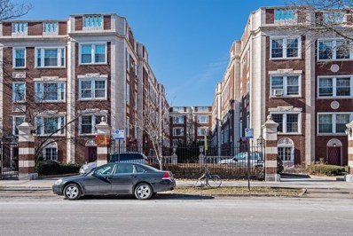 4910 S Drexel Boulevard UNIT 1W, Chicago, IL 60615 - #: 10487003