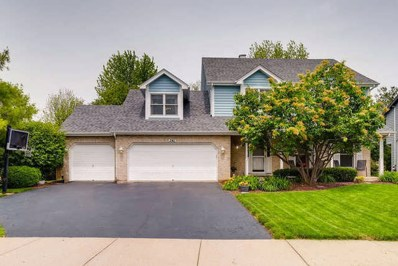 241 Ashley Court, Oswego, IL 60543 - #: 10487200