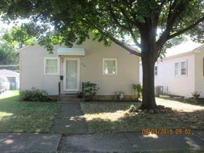 216 S May Street, Joliet, IL 60436 - #: 10487301