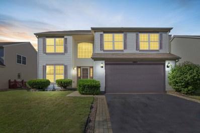 1842 Lake Shore Drive, Romeoville, IL 60446 - #: 10487366