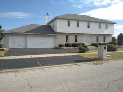 2810 201st Place, Lynwood, IL 60411 - MLS#: 10487732