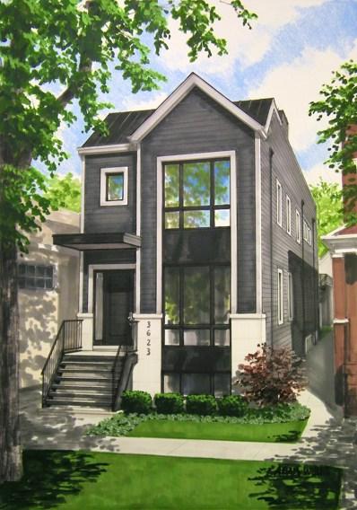 3623 N Leavitt Street, Chicago, IL 60618 - #: 10487735