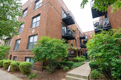 1647 W Addison Street UNIT 3A, Chicago, IL 60613 - #: 10487752