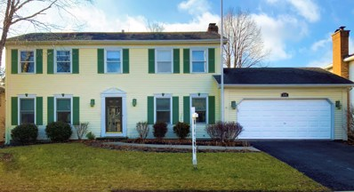 1201 Langley Circle, Naperville, IL 60563 - #: 10487789