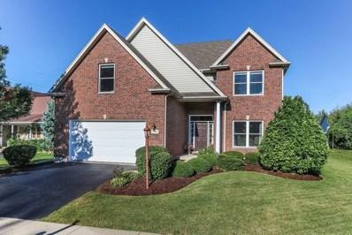 1560 Sandpiper Lane, Woodstock, IL 60098 - #: 10487798