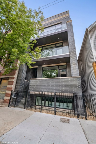 2110 W Belmont Avenue UNIT 3, Chicago, IL 60618 - MLS#: 10487900