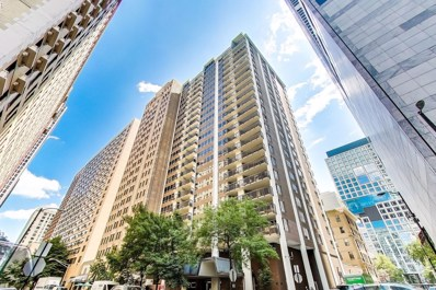 201 E Chestnut Street UNIT 18F, Chicago, IL 60611 - #: 10487916