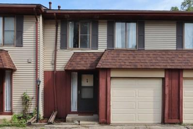 1911 Parklake Drive UNIT E, Morris, IL 60450 - #: 10488545