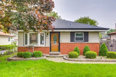 285 Ash Avenue, Wood Dale, IL 60191 - #: 10488570