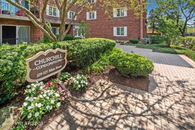 515 N Main Street UNIT 4CS, Glen Ellyn, IL 60137 - #: 10488627