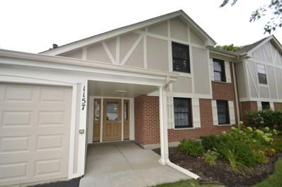 1157 Middlebury Lane UNIT 2A, Wheeling, IL 60090 - #: 10489367