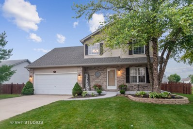 1503 Green Trails Drive, Plainfield, IL 60586 - #: 10489404