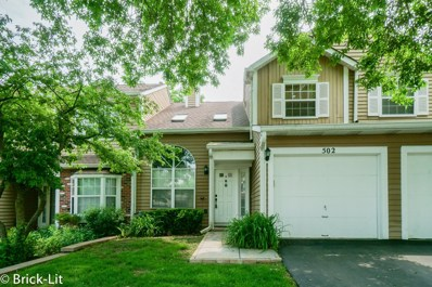 502 Ascot Lane, Streamwood, IL 60107 - #: 10489740