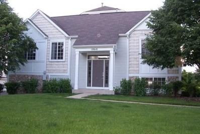 1860 Middlebury Drive, Aurora, IL 60503 - #: 10490587