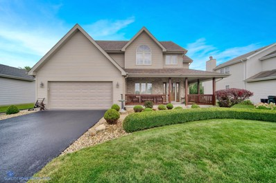 306 Timbers Bluff Trail, Beecher, IL 60401 - #: 10490675