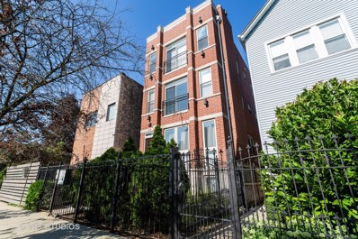 1618 N Campbell Avenue UNIT 1, Chicago, IL 60647 - #: 10490838