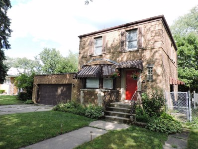 721 Peoria Street, Chicago Heights, IL 60411 - #: 10490998