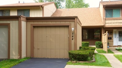 544 E Woodfield Trail, Roselle, IL 60172 - #: 10491042