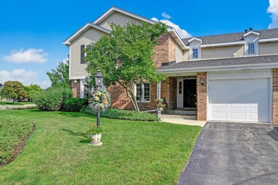 724 Maplewood Court UNIT A, Willowbrook, IL 60527 - #: 10491244