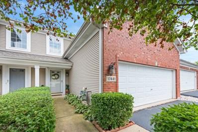 17441 Fox Bend Lane UNIT 7441, Lockport, IL 60441 - #: 10491792