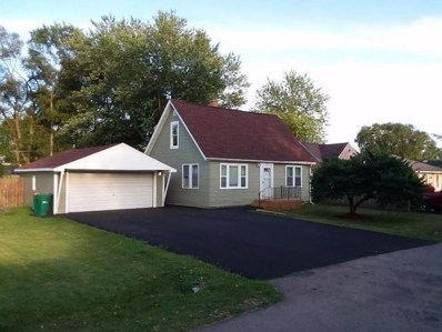 1603 N Hickory Avenue, Round Lake Beach, IL 60073 - #: 10491898