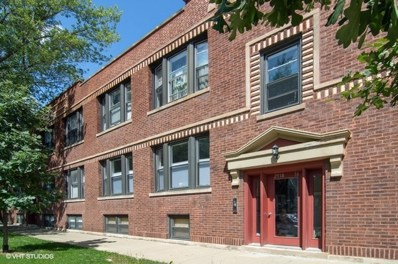 2916 W Berteau Avenue UNIT 1, Chicago, IL 60618 - #: 10492199