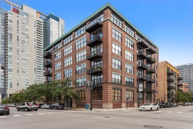817 W Washington Boulevard UNIT 607, Chicago, IL 60607 - #: 10492225