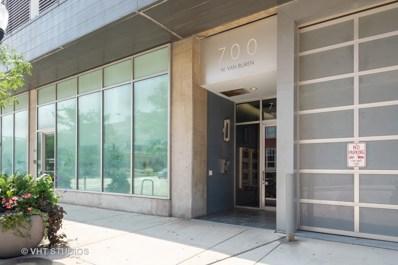 700 W Van Buren Street UNIT 703, Chicago, IL 60607 - #: 10492369