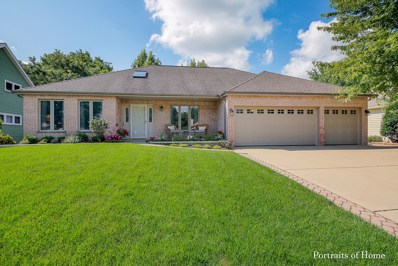 2173 Hidden Valley Drive, Naperville, IL 60565 - #: 10492453