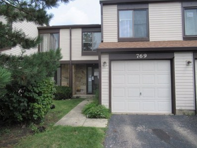 769 Colorado Court, Carol Stream, IL 60188 - #: 10493069