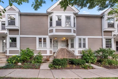609 Custer Avenue UNIT B, Evanston, IL 60202 - #: 10493081