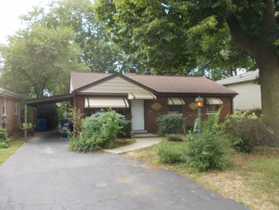 10834 S Neenah Avenue, Worth, IL 60482 - MLS#: 10493243