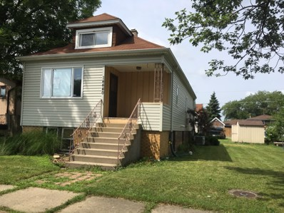 14440 S Blaine Avenue, Posen, IL 60469 - MLS#: 10493456
