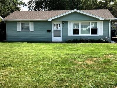 21 Hanson Drive, Bourbonnais, IL 60914 - MLS#: 10495173