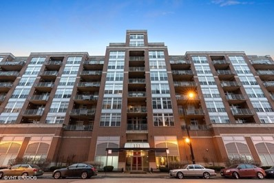 111 S Morgan Street UNIT 803, Chicago, IL 60607 - #: 10495447