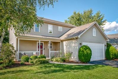 341 Prairie Ridge Drive, Woodstock, IL 60098 - #: 10496194