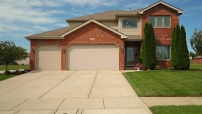 5028 W Ribbon Drive, Monee, IL 60449 - #: 10496316