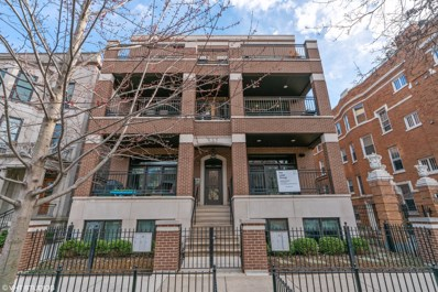 735 W Brompton Avenue UNIT 1W, Chicago, IL 60657 - #: 10496884