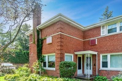 1814 Oakton Street, Evanston, IL 60202 - #: 10497982