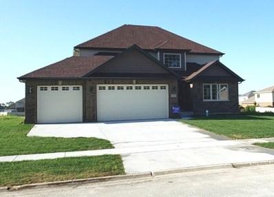 4993 W Margaret Street, Monee, IL 60449 - #: 10498794