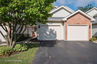 1460 Eagle Court, Glendale Heights, IL 60139 - #: 10498885
