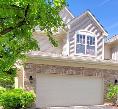 74 Egg Harbour Court, Schaumburg, IL 60173 - #: 10498901
