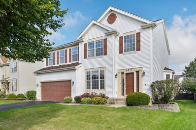 4811 Highwood Lane, Lake in the Hills, IL 60156 - #: 10499215